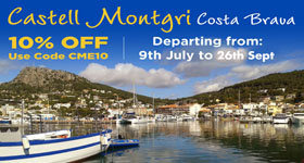 Lodges - Castell Montgri - 10% OFF