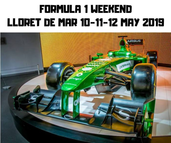 Lloret Formula Weekend