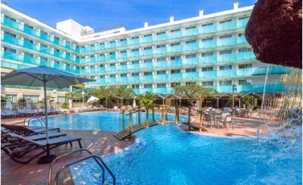 Hotel Delfin  (Adults Recommended 16+)